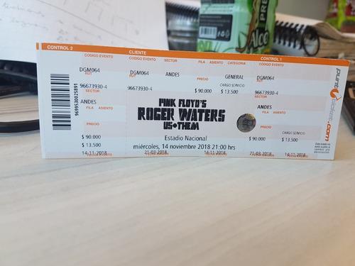 entrada roger waters