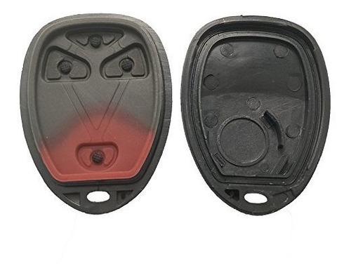entrada sin llave carcasa de repuesto para llave de coche gm