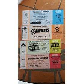 Entrada-ticket Safety Eventos Sociales-recitales-otro