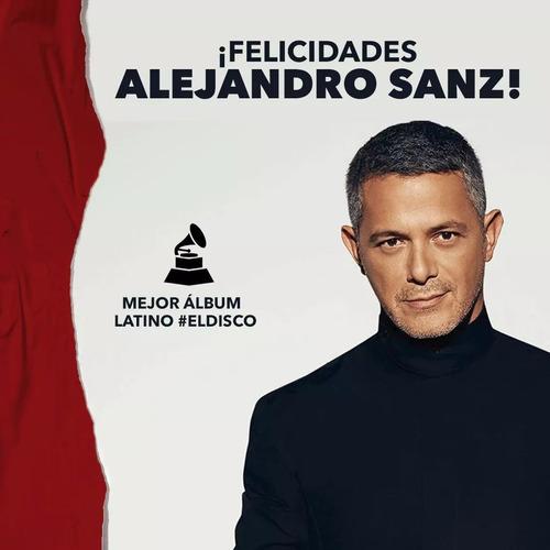 entradas alejandro sanz - #la gira - platea alta