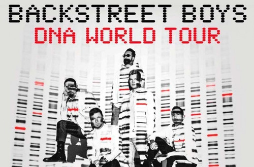 entradas backstreet boys chile 4 de marzo cancha general