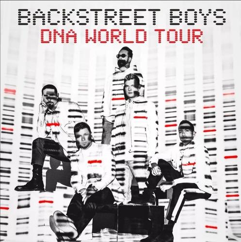 entradas concierto backstreet boys dna tour sector vip top