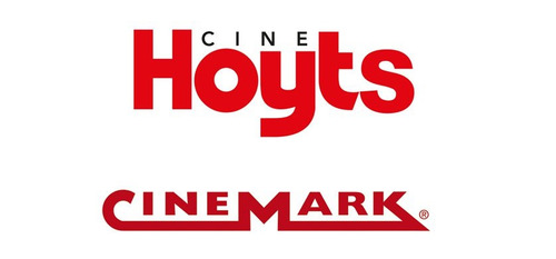 entradas de cine hoyts - cinemark, promo 4 tickets