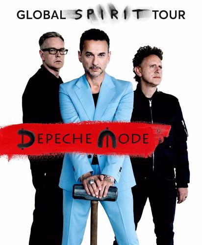 entradas depeche mode