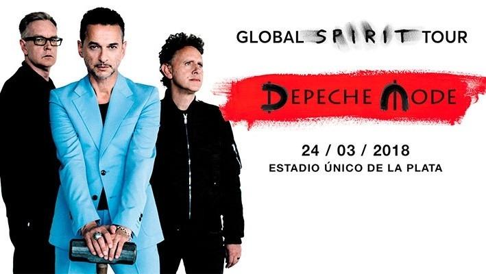 entradas depeche mode campo (hago envios)