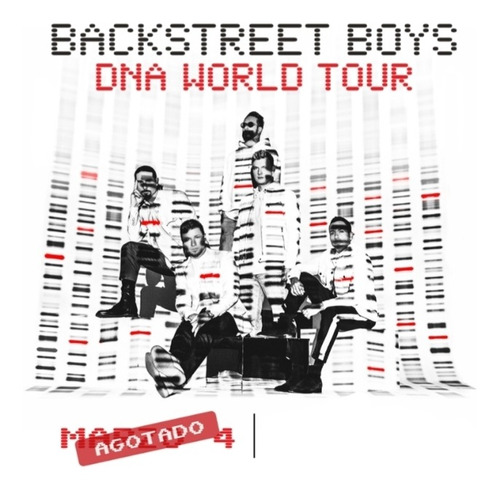 entradas para backstreet boy chile 04/03 galeria