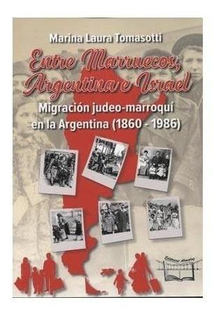 entre marruecos, argentina e israel