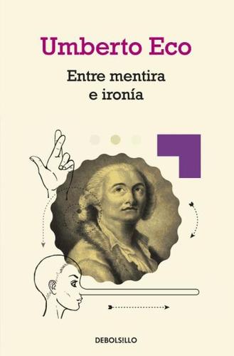 entre mentira e ironía(libro filosofía)