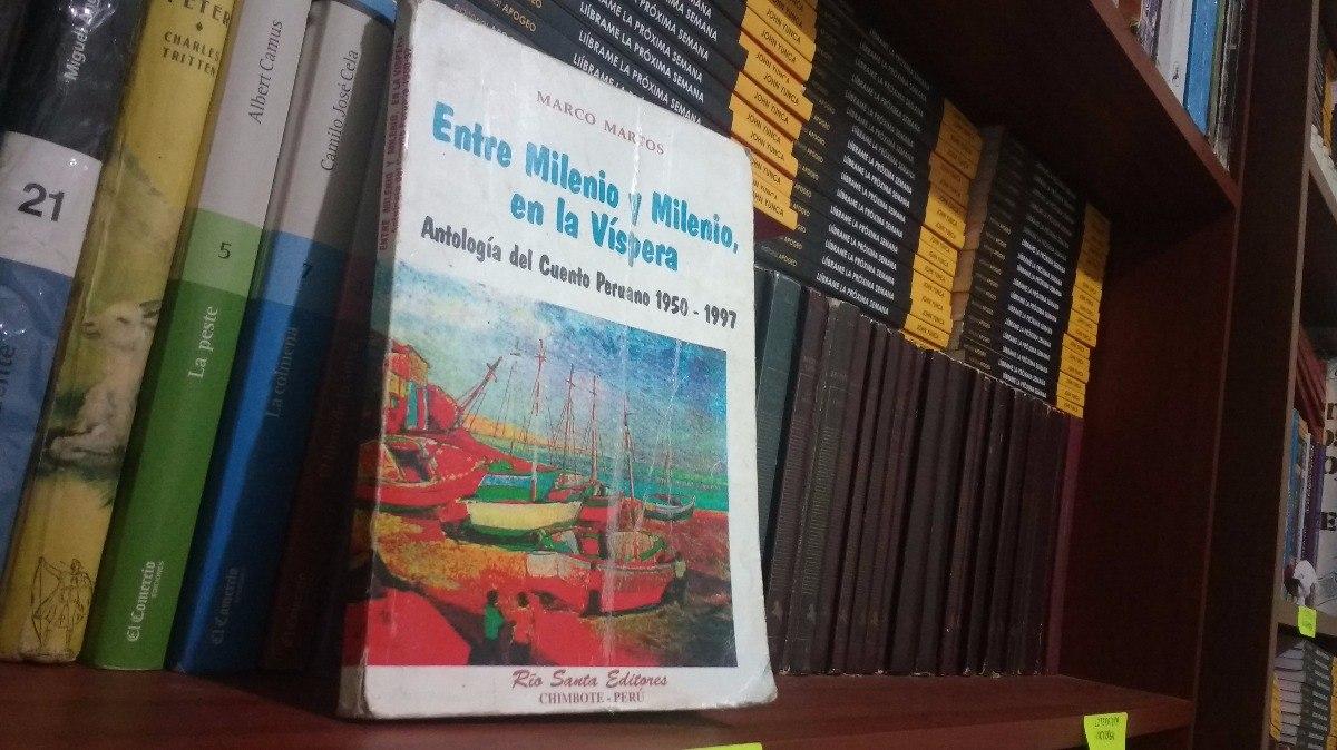 Entre Milenio Y Milenio En La Víspera, Marco Martos - S/ 25,00 en ...