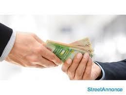 entre oferta de préstamo confiable 100% individual