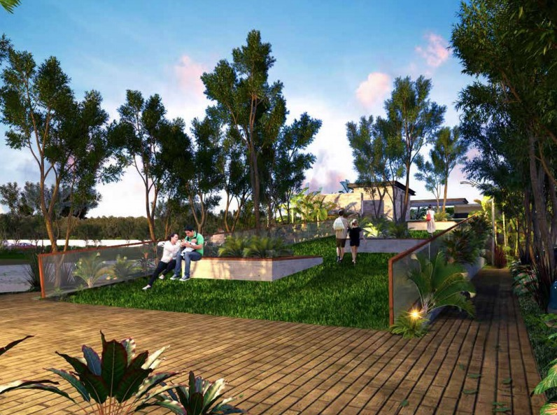 entre parques residencial, lotes en privada residencial