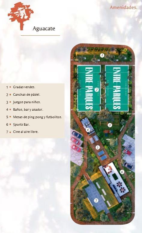 entre parques residencial_carr. chicxulub puerto km2,  tixcuytún