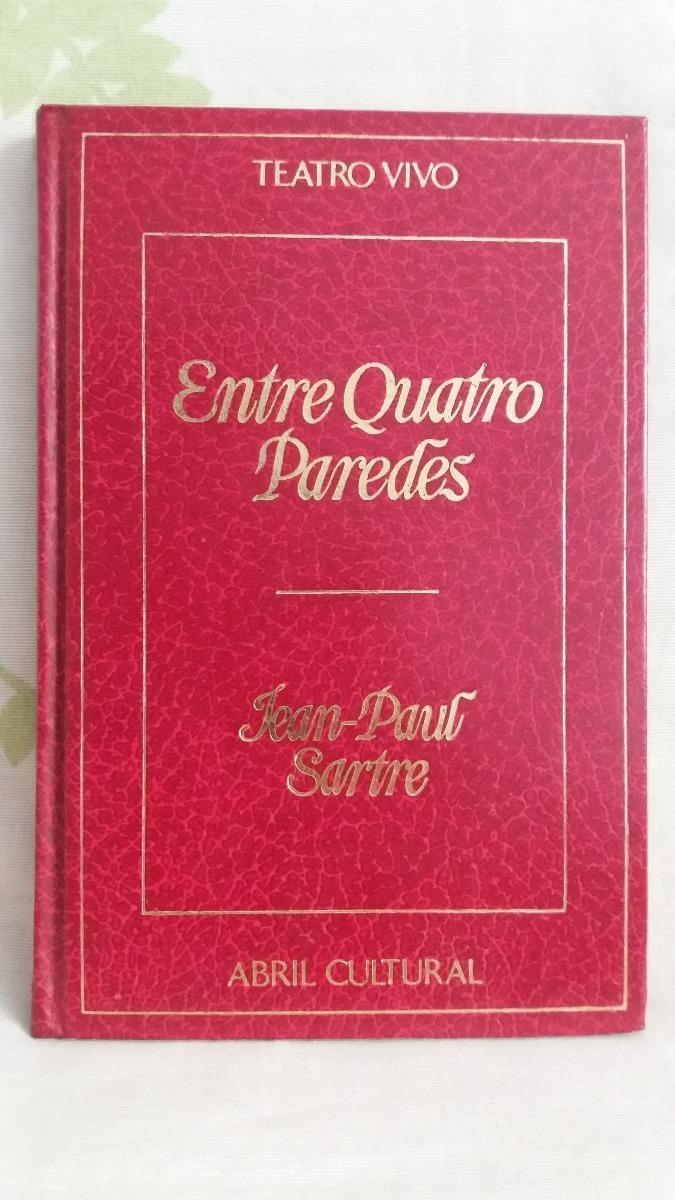 livro entre quatro paredes sartre
