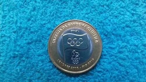 entrega da bandeira olímpica