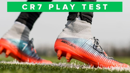 entrega inmediata!! cr7 mercurial forged superfly tacos