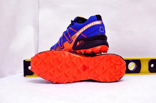 entrega inmediata!! tenis s4l0m0n trial trekking runing tt2