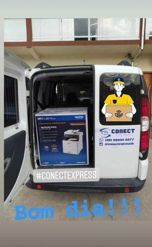 entregas rápidas por motoboys e veículos utilitários conect