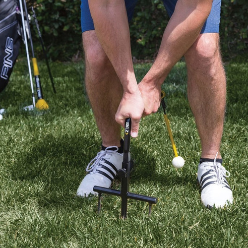 entrenador de swing golf sklz pure path