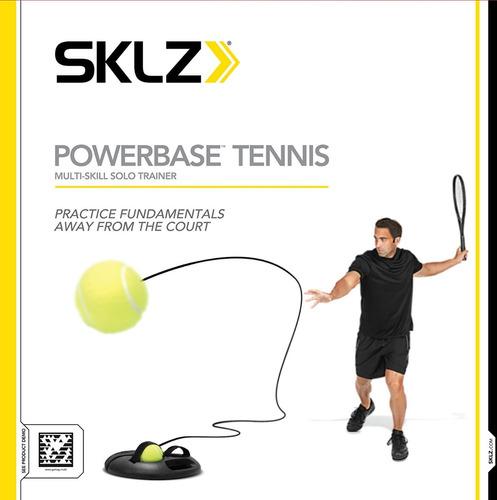 entrenador de tenis powerbase sklz