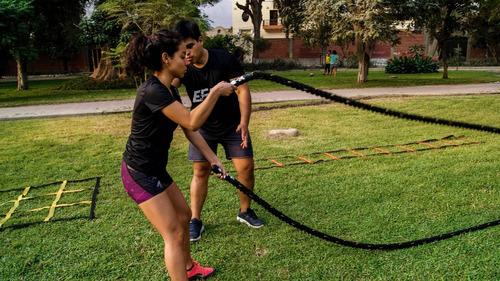 entrenador personal - personal trainer a domicilio en lima