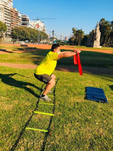 entrenador personal-ya podes entrenar al aire libre !