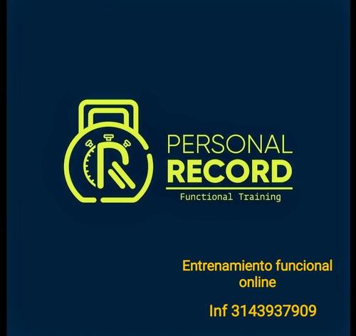 entrenadora personal, grupal y empresarial. clases online