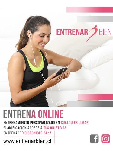 entrenamiento a distancia - clases entrenamiento online