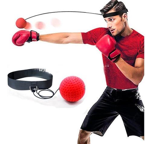 entrenamiento boxeo reflex ball box,