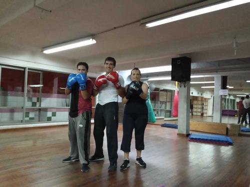 entrenamiento fisico