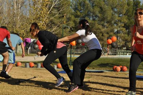 entrenamiento funcional para diferentes deportes - futbol