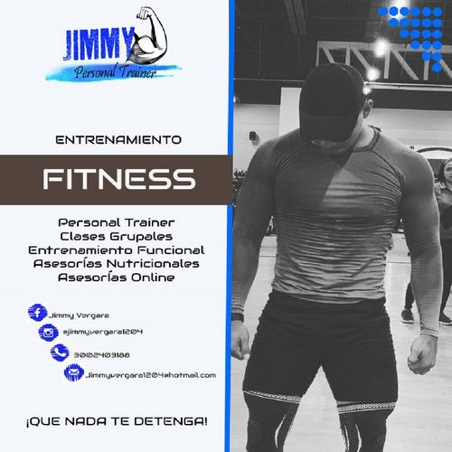 entrenamiento personalizado