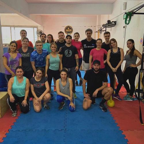 entrenamiento personalizado - profesores de ed. física
