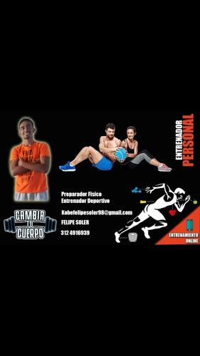 entrenamiento personalizados ¿¿¿¿ preparación física