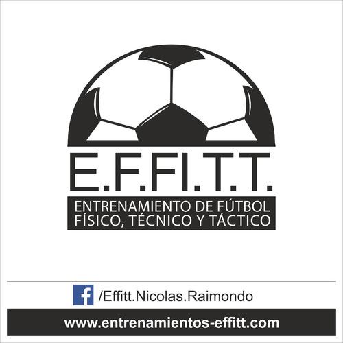 entrenamientos de futbol y funcional - personal trainer