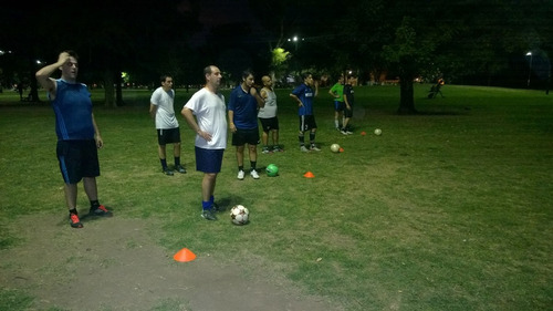 entrenamientos de futbol y personalizados - personal trainer