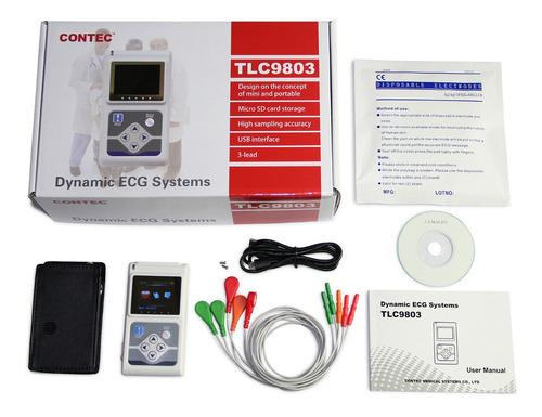 entrenamientos de mapa holter espirometro electrocardiografo