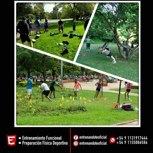 entrenandote - grupo de entrenamiento y personal trainer