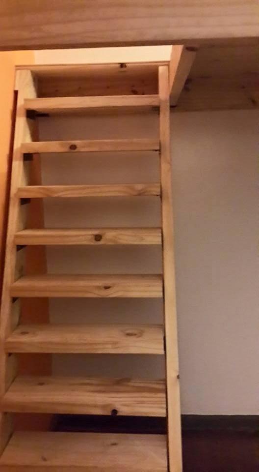 Como hacer un altillo de madera como hacer un altillo de - Altillo de madera ...