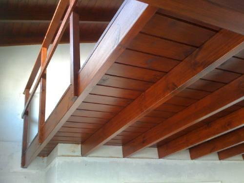 Como hacer una escalera de madera para entrepiso como - Como forrar una escalera de madera ...