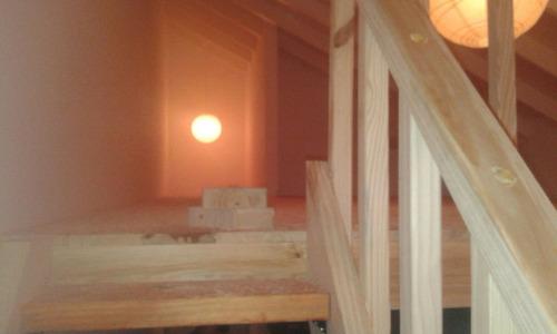 entrepisos de madera