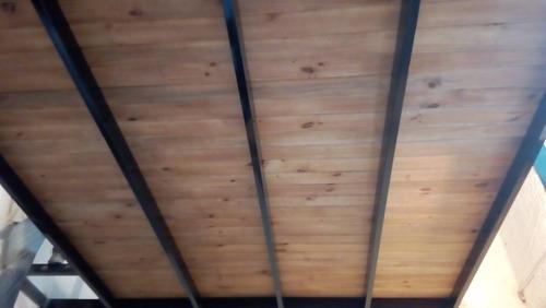 entrepisos en hierro y madera, estructuras,cerramientos