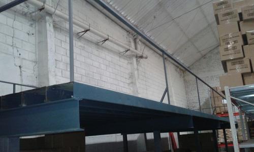 entrepisos entrepisos hierro madera decks  garages