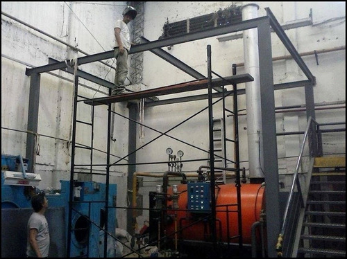 entrepisos metalicos escaleras metalicas herreria