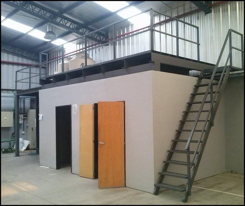 entrepisos metalicos estructuras escaleras metalicas