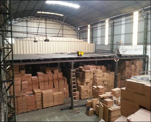 entrepisos metalicos tinglados galpones techos