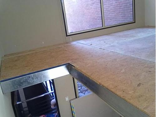entrepisos secos steel framing,herreria rapido y economicos.