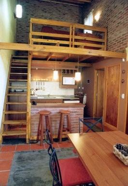 entrepisos y escaleras de madera todas las zonas!
