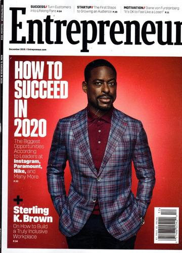 entrepreneur negócios & gestão - assinatura 8 revistas