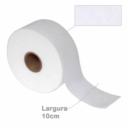 entretela para confecção cortina 150m x 8cm largura - 150gm