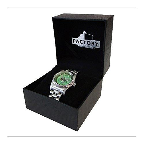 entretenimiento en la fábrica the green hornet - reloj colle
